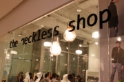 THE RECKLESS SHOP (clothing)